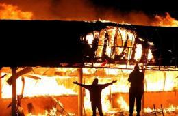 弗格森骚乱61人被捕 美密州州长下令增派数百警力戒备