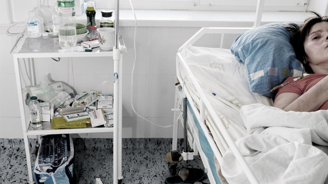 又一个世界艾滋病日:感染者仍寄居在躯壳中