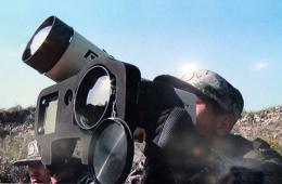 红箭12攻顶反坦克导弹操作照