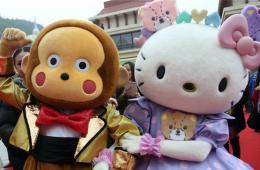 Hello Kitty主题公园首落户中国 日卡通文化积极入华