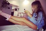 9岁世界最美少女秀长腿