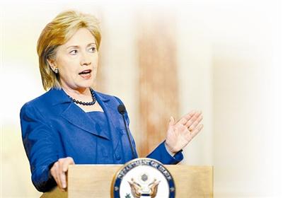 【2016年美国总统大选】民调显示2016美国总统大选希拉里声势最高