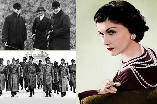 军事资讯_可可·香奈儿曾为纳粹间谍 与盖世太保相爱_时尚_环球网