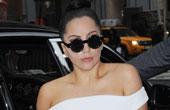 Lady Gaga12月3日纽约街拍