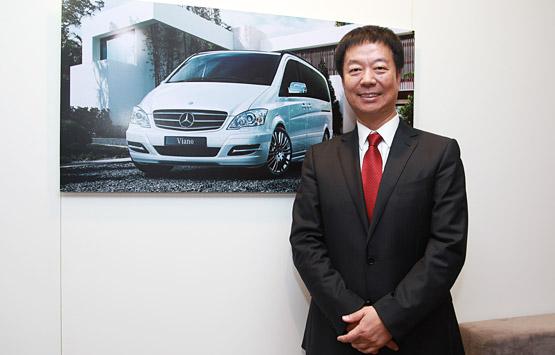 廉小强:福汽奔驰合作是国家战略体现