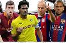 曼联将再砸1.5亿豪购5星 罗本在列或需4000万镑