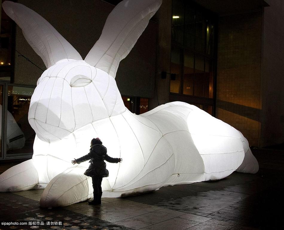 兔子制作面具步骤图解