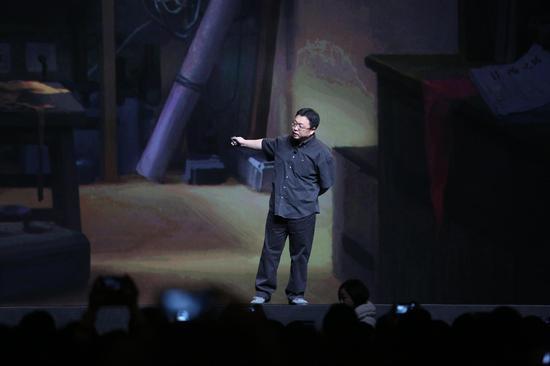 罗永浩《创业故事》演讲完结:从个人品牌到锤子