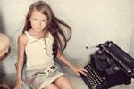 俄9岁女孩成国际超模