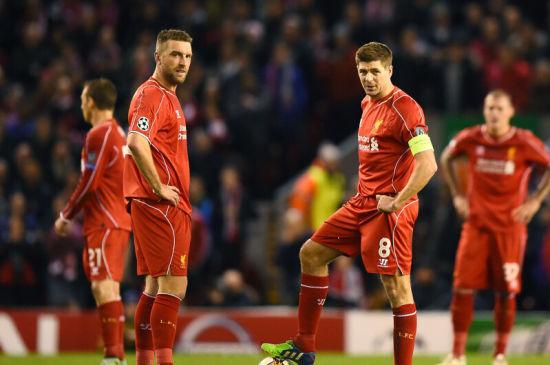 利物浦欧冠出局谁买单?球迷狂批罗杰斯引援不力