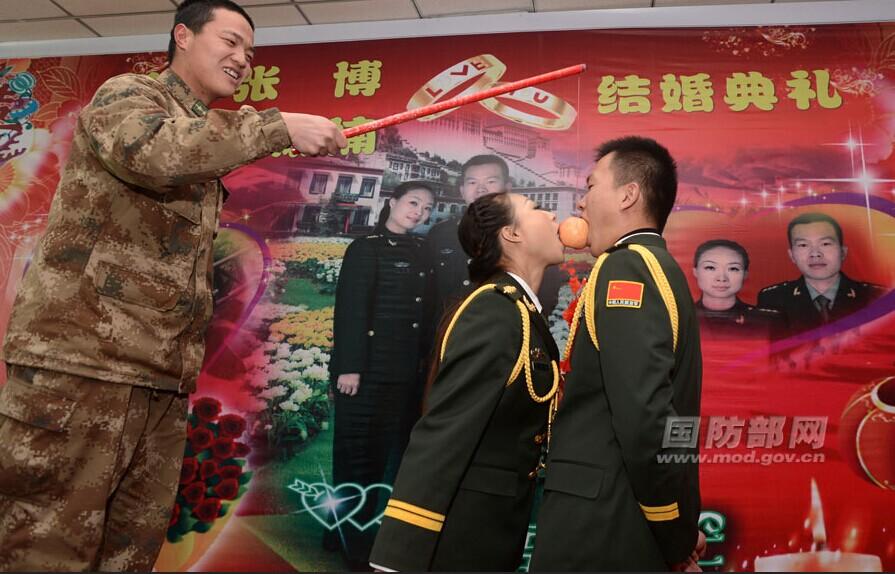 ... 艰苦,官兵的婚恋一直是大难题。据了解,双军人在