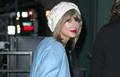 泰勒·斯威夫特12月11日纽约街拍