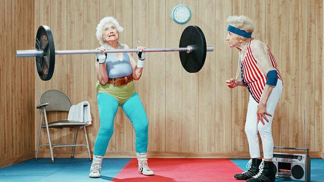 退休时光:老了也要任性地活(图)