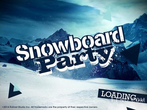 跳出最美的姿态:《滑板滑雪派对》