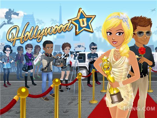 明星出道的台前幕后: 《好莱坞:明星养成》