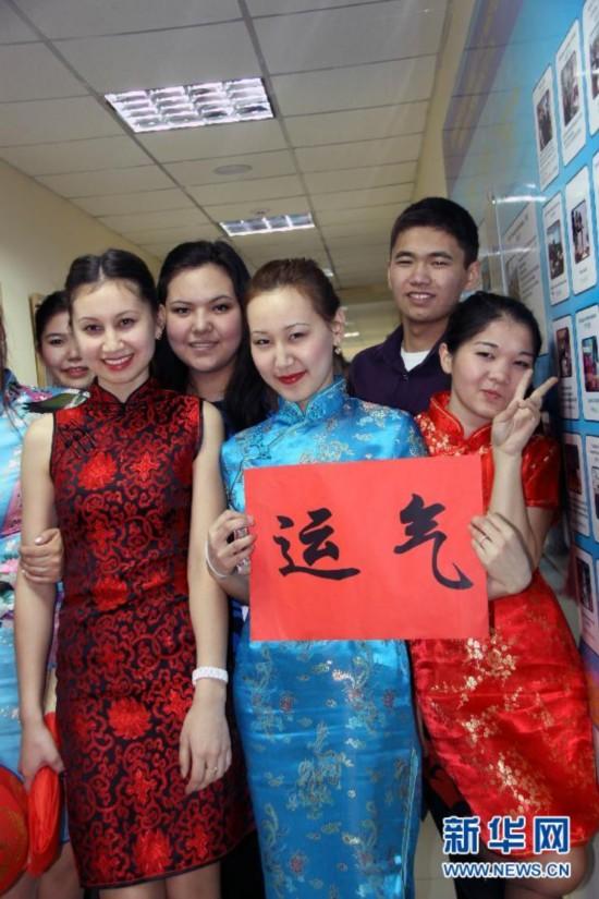 中国哈萨克斯坦经济文化交流