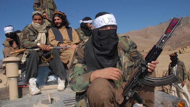 塔利班恐怖分子