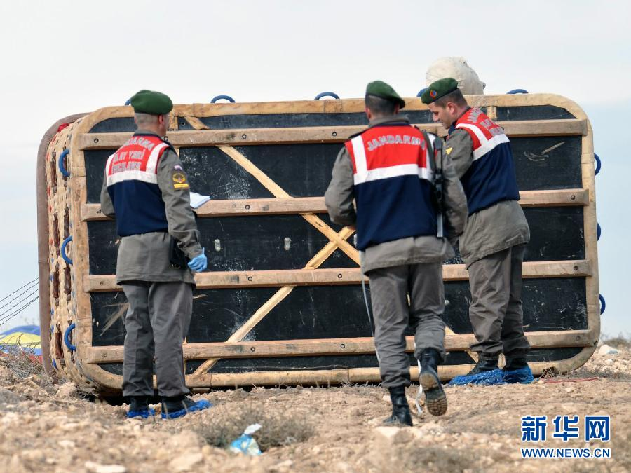 土耳其热气球事故致中国游客1死4伤