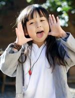 5岁萌娃化身汉服小萝莉