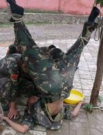 PLA特种兵真实训练照曝光