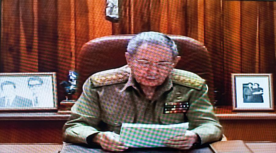 古巴领导人宣布古巴将与美国就两国关系正常化开始谈判