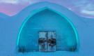 瑞典冰雪酒店令人窒息