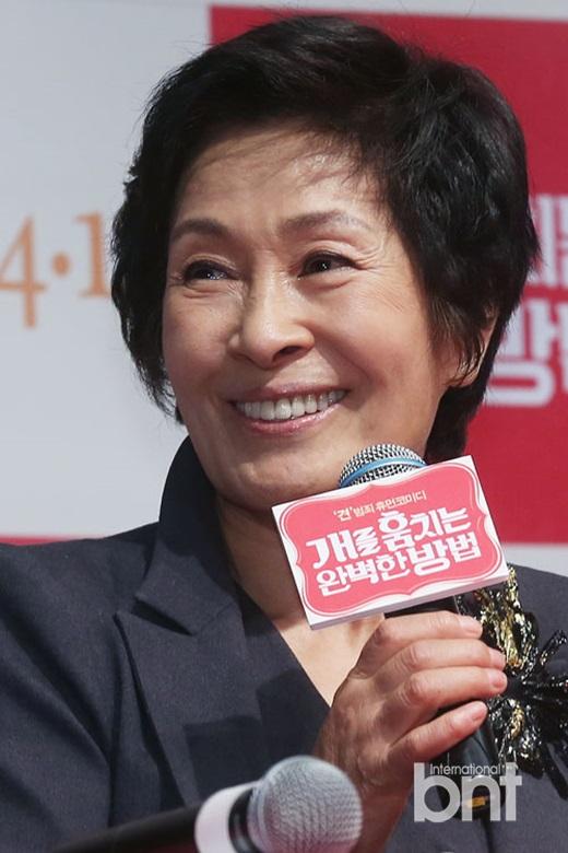 李天熙出席新片试映会 机车皮衣张显时尚范