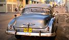 带你看古巴标志老爷车