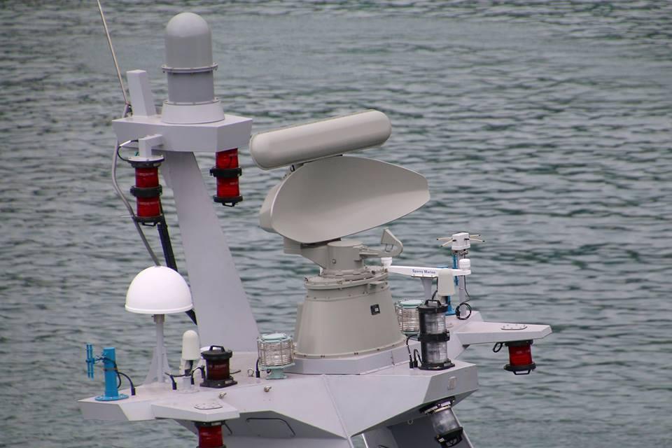 台湾沱江号导弹舰