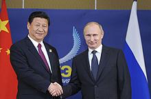 专家:中国对俄危机不能趁火打劫