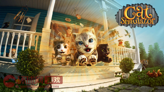 模拟完山羊我们再来模拟喵星人:《CatSimulator》