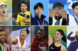【年终报道·体育】 2014年体坛十大新人