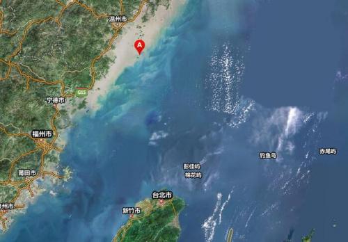 日本对中国南麂列岛建基地高度紧张 但不会抗议