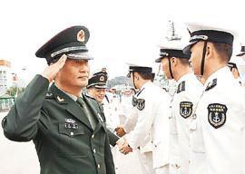 董朝少将任总参办公厅副主任 系名将之后