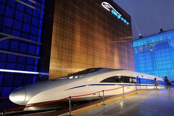德媒:中国高铁与帝国一起成长 野心勃勃扩张