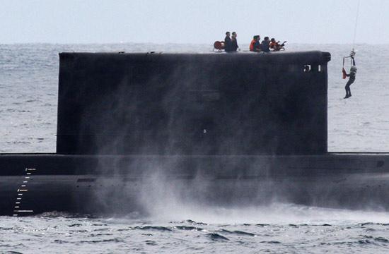 基洛潜艇事故盘点印度最多