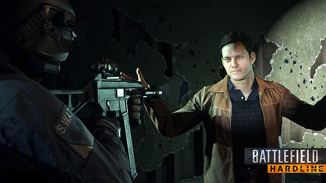 《战地:硬仗》游戏画面