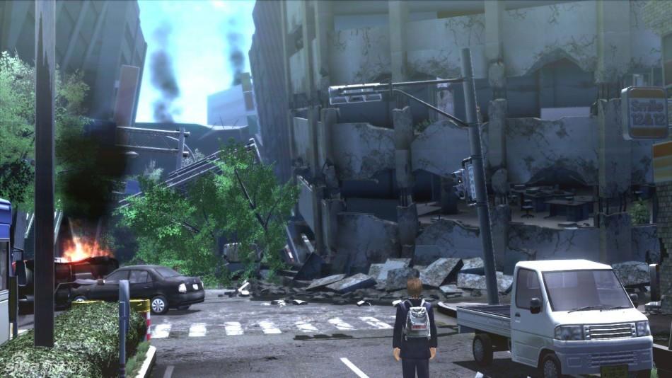 《绝体绝命都市4》游戏画面