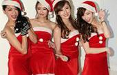 跟着明星学穿衣:圣诞节秒变派对女王