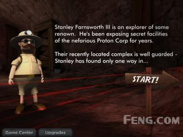 史丹利的下坠历险记: 《无尽隧道》