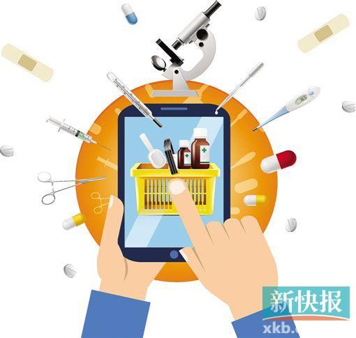 """网上买""""药""""占比不大 计生用品美容保健品最好销"""