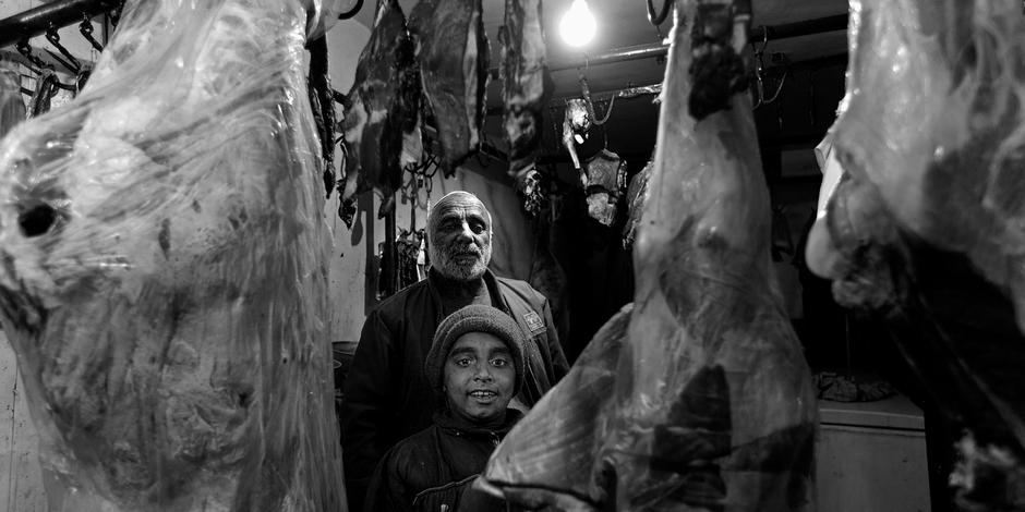 阿富汗首都喀布尔的平民生活