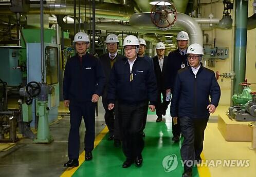 """韩核电站遭""""圣诞网络攻击""""威胁 加强警戒暂无异常"""