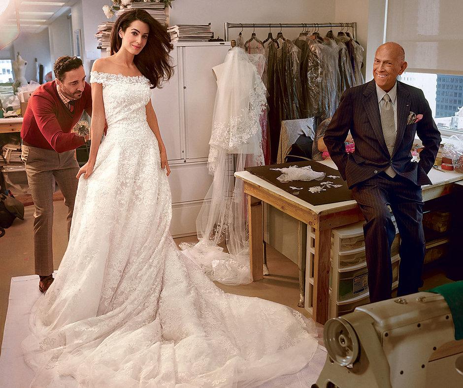 盘点2014最美新娘造型:朱莉涂鸦婚纱上榜