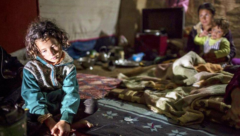 探访伊拉克难民营里的雅兹迪人