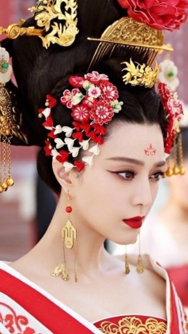 军事资讯_揭秘《武媚娘传奇》《甄嬛传》幕后造型师_时尚_环球网