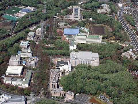 日本创价大学走出的中国第一批留学生