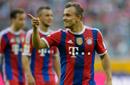尤文无限接近瑞士梅西 拜仁中场或2000万欧赴意