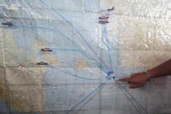 印尼官员说亚航失联客机可能已沉入海底