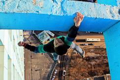 【2014·环球视界】用生命冒险的勇者